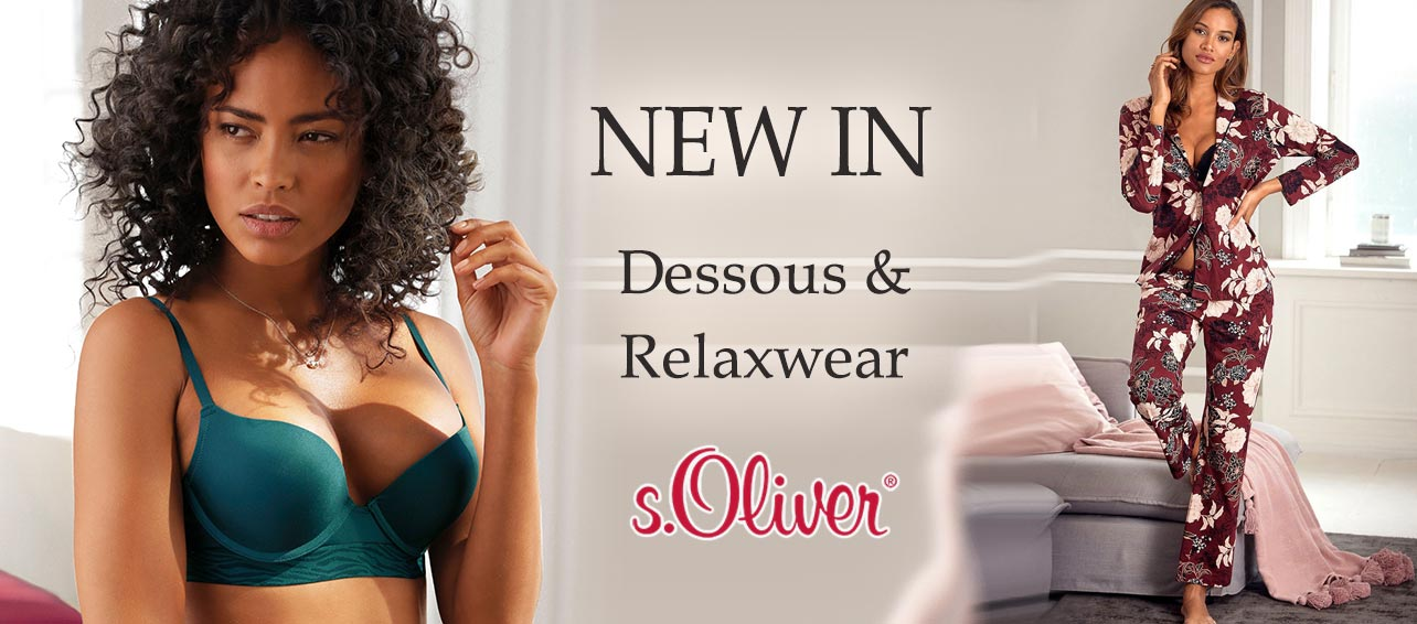 s.Oliver Dessous, Nightwear, Homewear