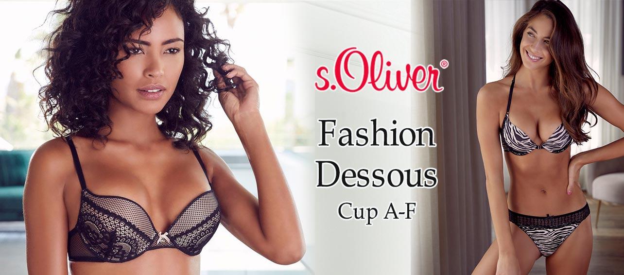 s.Oliver Dessous