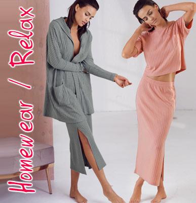 Homewear, Relaxwear