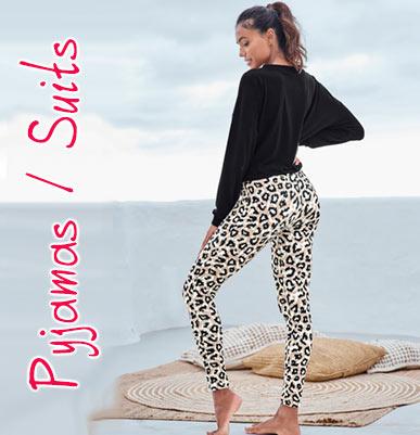 Pyjamas, Schlafanzug