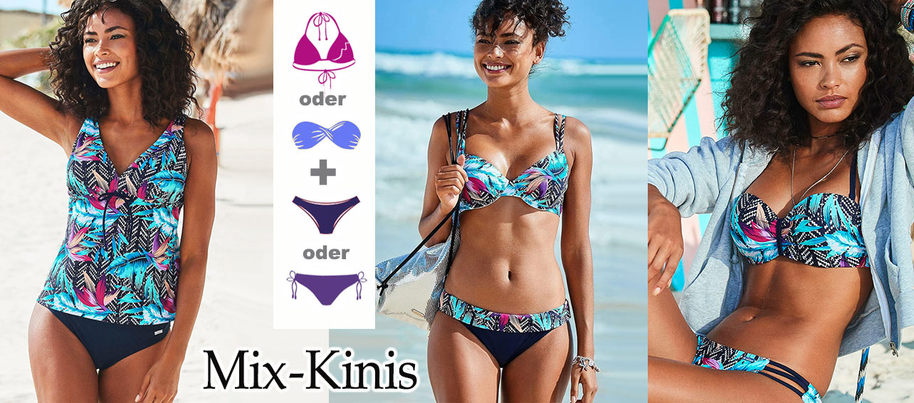 NEW IN MIX-Kinis