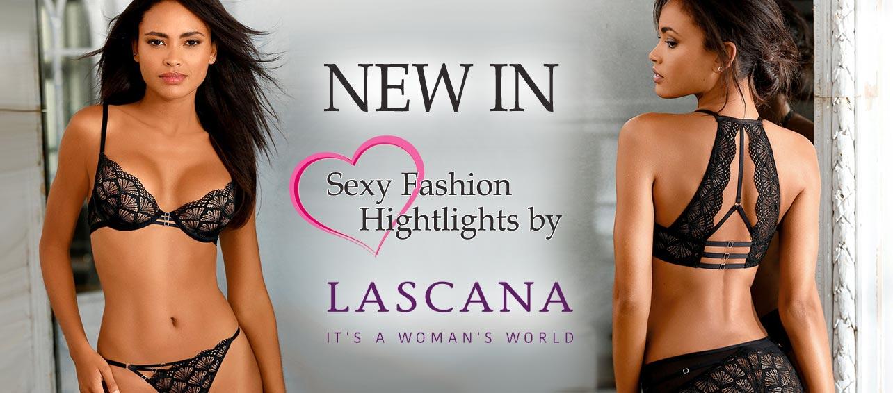 Sinnliche Fashion Highlights von Lascana