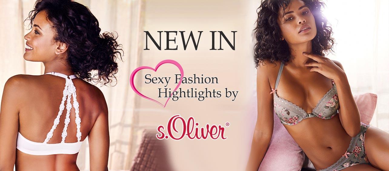 NEW IN s.Oliver Dessous und Nightwear