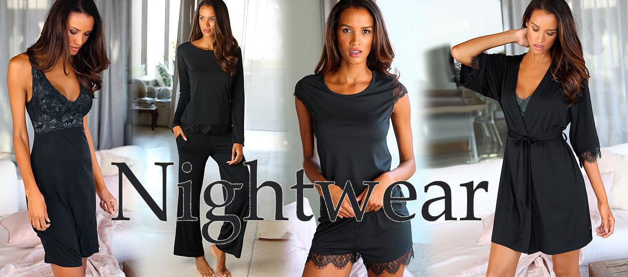 Entdecke unsere neue Nightwear