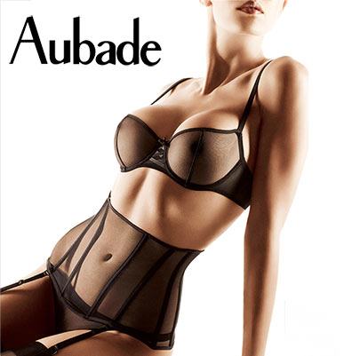 Französische Luxus Dessous by Aubade Paris