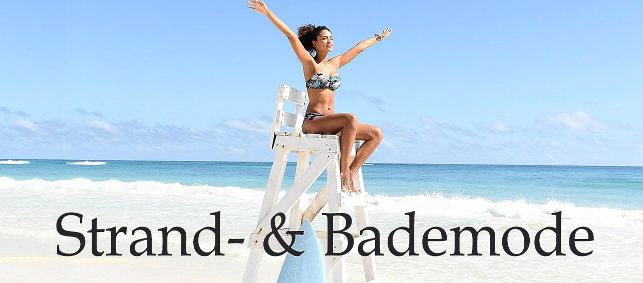 Strand- und Bademode