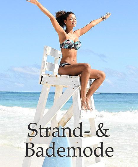 Strand und Bademode