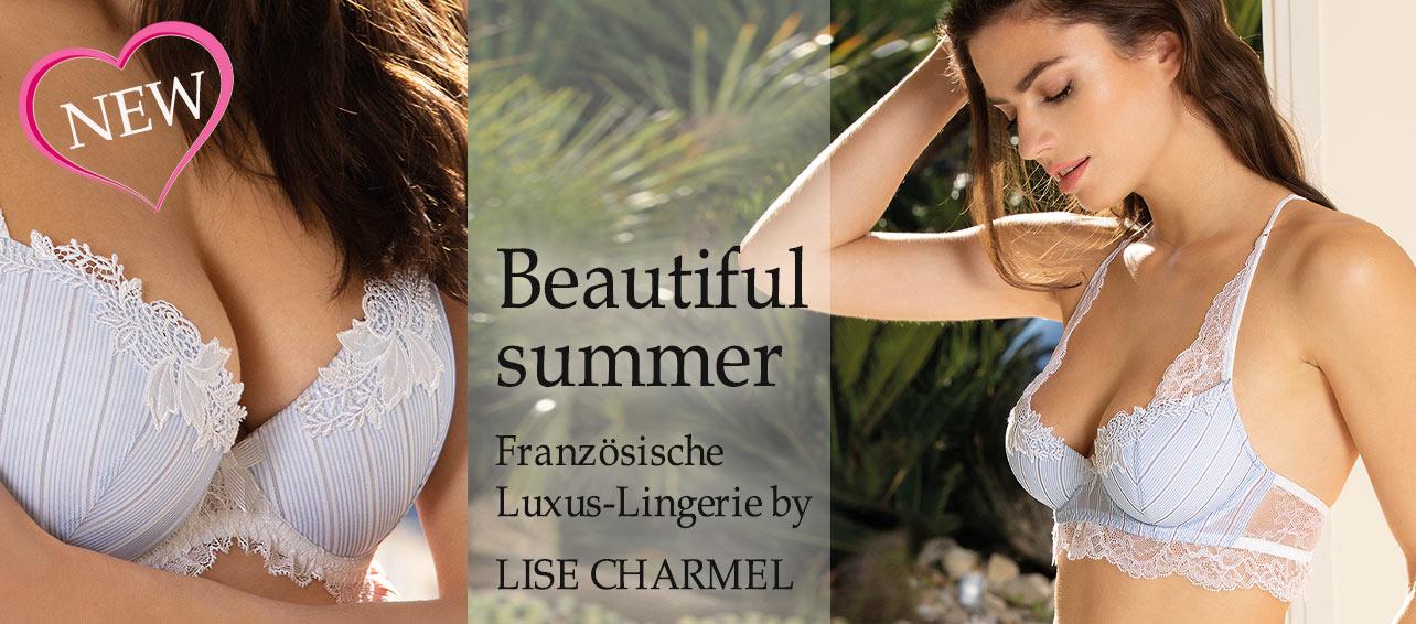 Französische Luxus Dessous by Lise Charmel