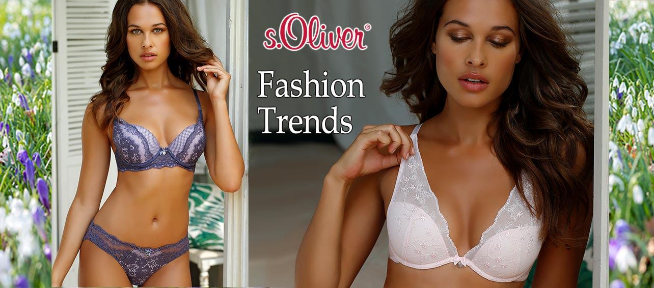 s.Oliver Fashion Dessous und Nightwear
