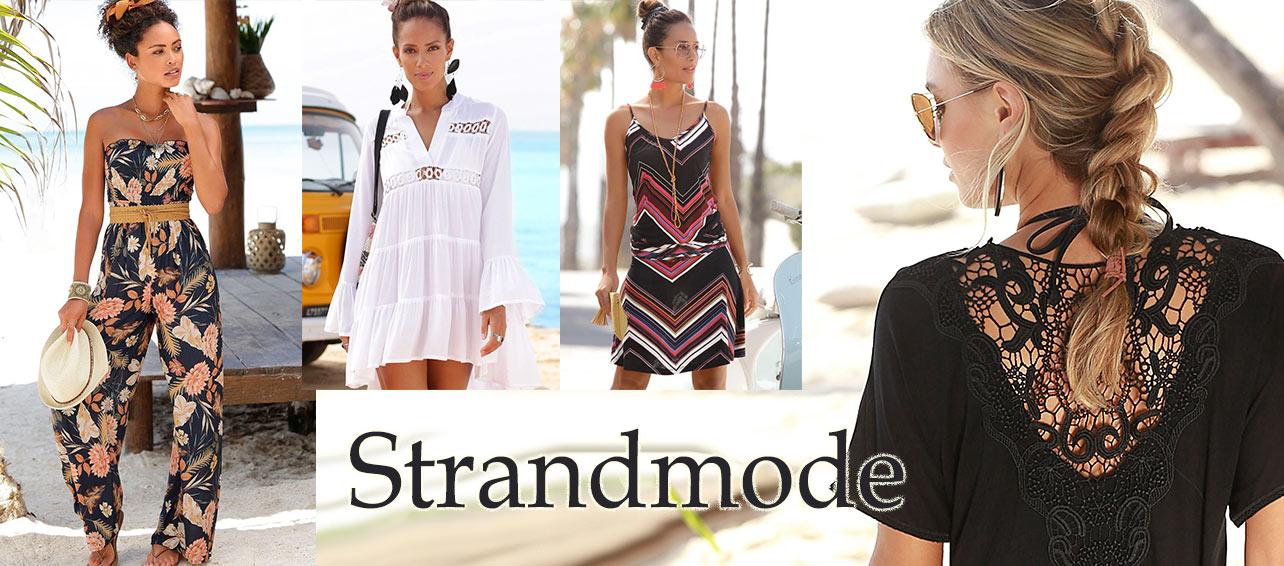 Strandkleider, Hosen, Overalls, Shirts ...