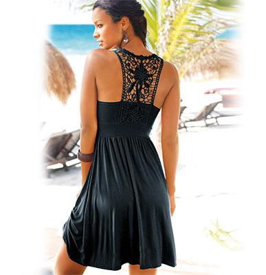 Strandbekleidung