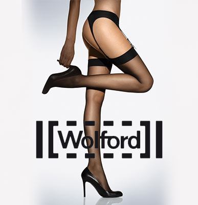 Bodys, Dessous, Feinstrümpfe by WOLFORD